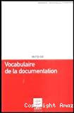 Vocabulaire de la documentation
