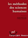 Les méthodes des sciences humaines.