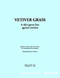 Vetiver grass- A thin green line against erosion