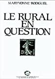 Le rural en question