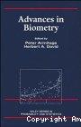 Advances in biometry : 50 years of the International Biometric Society