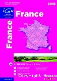 Atlas routier touristique. France, 1:250 000