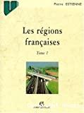 Les régions françaises