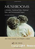 Mushrooms. Cultivation, nutritional value, medicinal effect, and environmental impact.