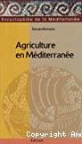 Agriculture en Méditerranée
