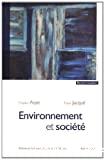 Environnement et société