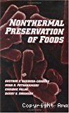 Nonthermal preservation of foods.