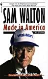 Sam Walton. Made in America. My story.