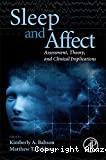 Sleep and affect