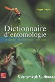 Dictionnaire d'entomologie