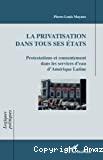 La privatisation dans tous ses états