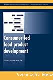 Consumer-led food product development.