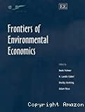 Frontiers of environmental economics.
