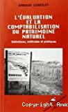 Evaluation et comptabilisation du patrimoine national