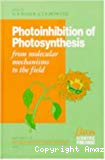 Photoinhibition of photosynthesis