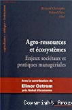 Agro-ressources et écosystèmes