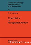 Chemistry of fungicidal action.