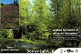 Identification et gestion intégrée des habitats et espèces d'intérêt communautaire