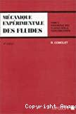 Mécanique expérimentale des fluides. (3 Vol.) Tome 2 : Dynamique des fluides réels.