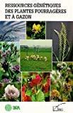 Ressources génétiques des plantes fourragères et à gazon