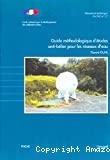 Guide méthodologique d'études anti-bélier pour les réseaux d'eau