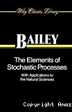 The elements of stochastic processes : with applications to the natural sciences