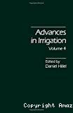 Advances in irrigation