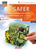 SAFER, société d'aménagement foncier et d'établissement rural