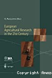 European agricultural research in the 21st century