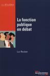 La fonction publique en débat