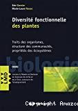 Diversité fonctionnelle des plantes