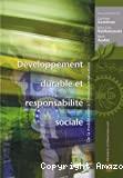 Développement durable et responsabilité sociale