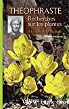 Théophraste : Recherches sur les plantes