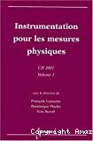 Actes du colloque interdisciplinaire en instrumentation, C2I 2001 (31/01/2001 - 01/02/2001, Paris, France). (2 Vol.) Vol.1 : Instrumentation pour les mesures physiques.