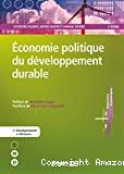 Economie politique du développement durable