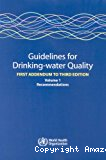 Guidelines for drinking-water quality