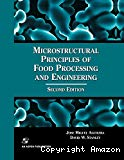 Microstructural principles of food processing and engineering.