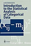 Introduction to the Statisical Analysis of Categorical Data