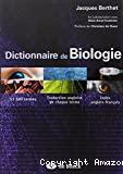Dictionnaire de biologie