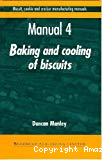 Biscuit, cookie and cracker manufacturing manuals. (6 Vol.) Manual 4 : Baking and cooling biscuits. What happens in a baking oven. Types of oven. Post-oven processing. Cooling. Handling. Troubleshooting tips.