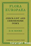 Flora europaea check-list and chromosome index.