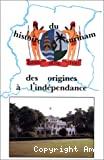 Histoire du Surinam des origines à l'indépendance.