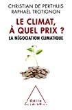 Le climat, à quel prix ?