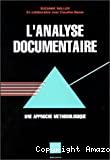 L'analyse documentaire : une approche méthodologique