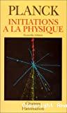Initiation à la physique