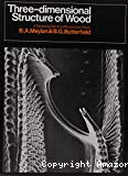 Three-dimensional Structure of Wood : A Scanning Electron Microscope Study