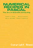 Numerical recipes in Pascal. The art of scientific computing.