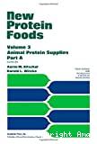 Animal protein supplies, Part A