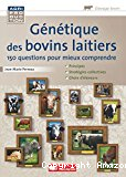 Guide génétique des bovins laitiers