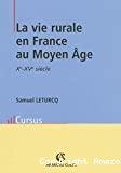 La vie rurale en France au Moyen Age